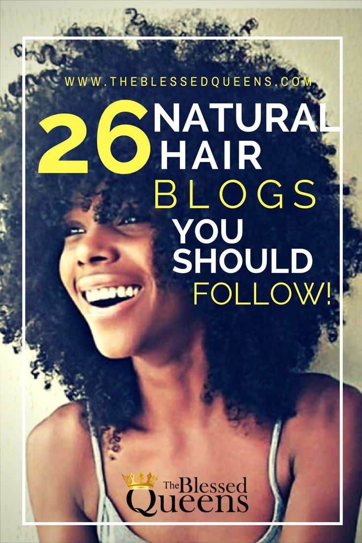 26 Natural hair blogs with great content for natural hair lovers! Learn and grow your natural hair by reading from this natural hair blogs!