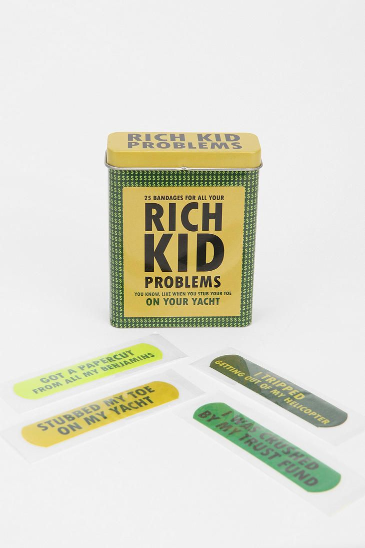 Urban Outfitters - Rich Kid Problems Bandages