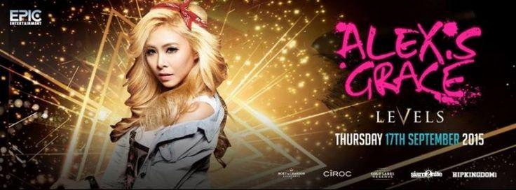 ALEXIS GRACE #6 Sexiest DJ in Asia #ALEXISGRACE, #EPICEntertainment, #LevelsClub #bangkoktoday - http://bangkok.today/events/alexis-grace-6-sexiest-dj-in-asia/