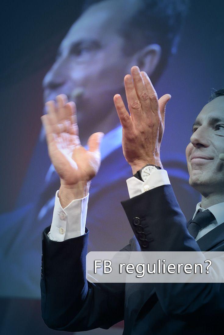 Bundeskanzler Kern über die Notwendigkeit der Regulierung Facebooks. via @datadirt