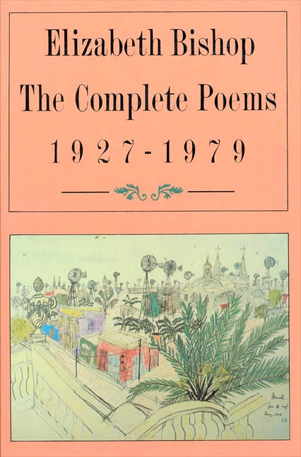 The Complete Poems: 1927-1979 was published in 1983, four years after Elizabeth Bishop's death.