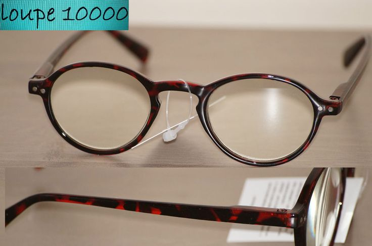 lunettes loupes de lecture pré montéeS rétro de couleur marbré réf SR4080 N° 42B