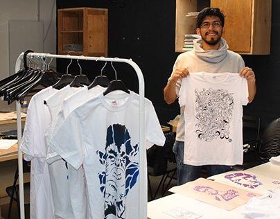 "Check out new work on my @Behance portfolio: ""T-Shirt Workshop - Backerei Innsbruck"" http://be.net/gallery/53881077/T-Shirt-Workshop-Backerei-Innsbruck"