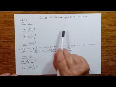 Limita functiilor in cazuri speciale - Analiza Matematica - Clasa a XI-a...