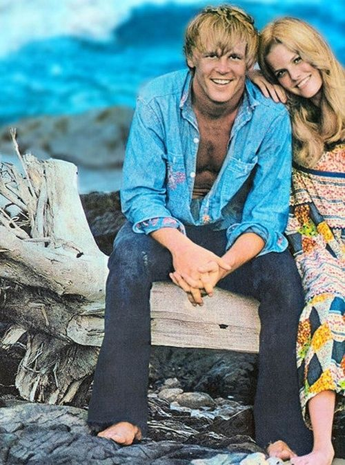 Nick Nolte And Sigourney Weaver For Clairol S Summer