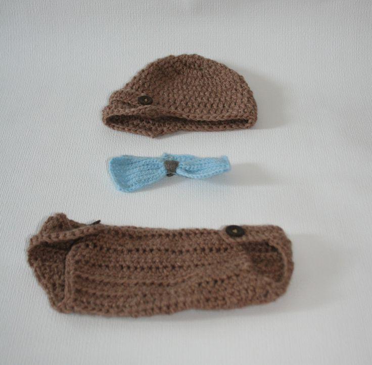 Zestaw małego elegancika – UOU crochet