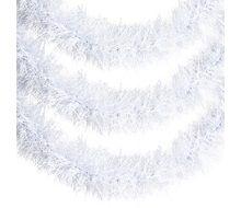 Χριστουγεννιάτικη Τρέσα Λευκή 8 εκ. x 3 μ.