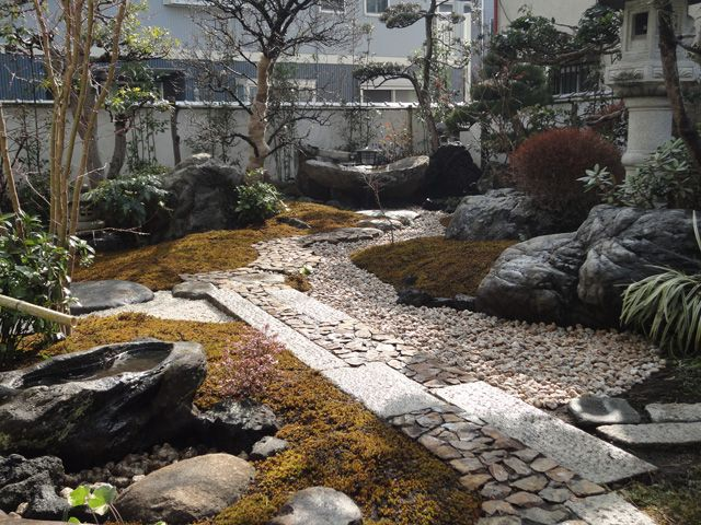 Lovely Japanese Courtyard From Www.tanaka Zouen.com