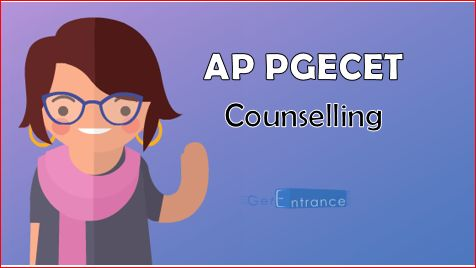 Get details on AP PGECET 2017 Counselling such as AP PGECET Counselling dates, procedure, schedules & documents required for AP PGECET Exam 2017 Counselling