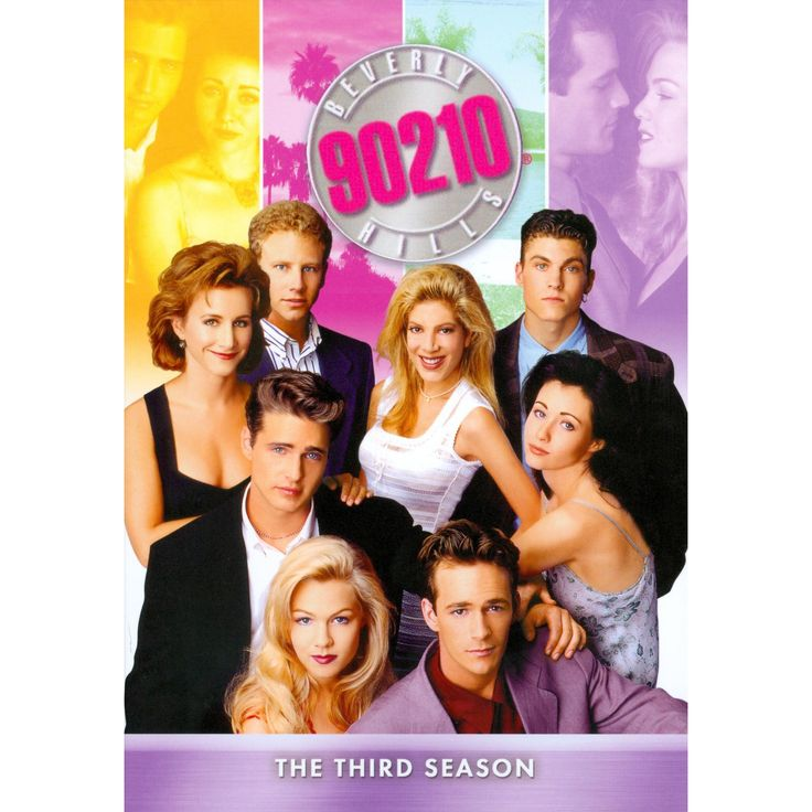 Beverly Hills 90210: The Third Season [8 Discs]