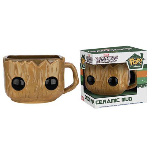 Guardians Of The Galaxy Groot Ceramic Mug Pop Home