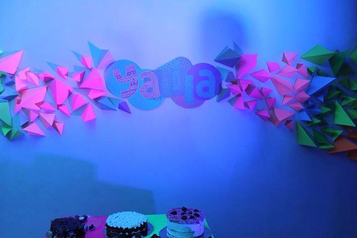 Torta Neón