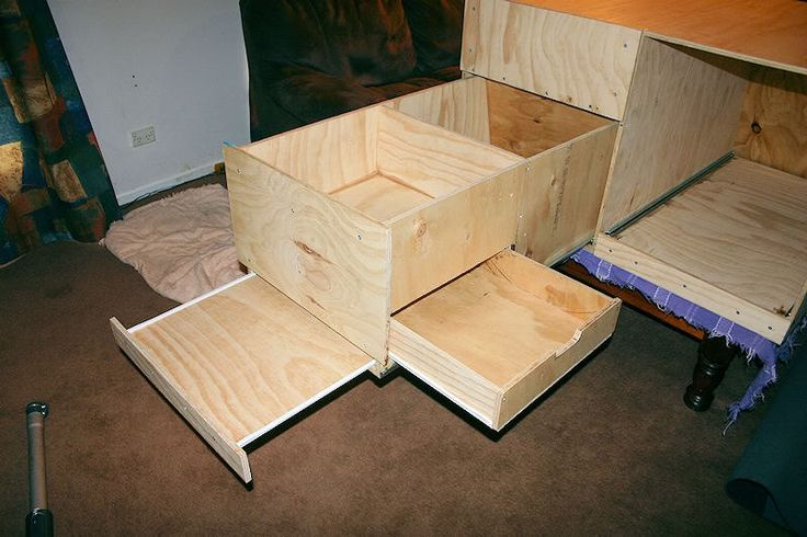 Drawer System Show Us Your Drawers That Is Your 4wd S