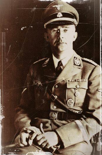 Reichsfuhrer SS Heinrich Himmler