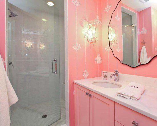 die besten 17 ideen zu rosa badezimmer dekor auf pinterest   gold