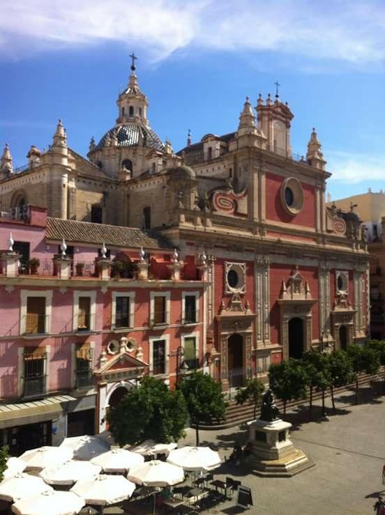 Sevilla: Iglesia del Salvador