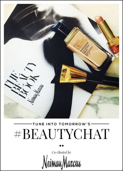 Join Us For The Splendor Higher X Neiman Marcus #BeautyChat - http://www.stylesous.com/join-us-for-the-splendor-higher-x-neiman-marcus-beautychat.html