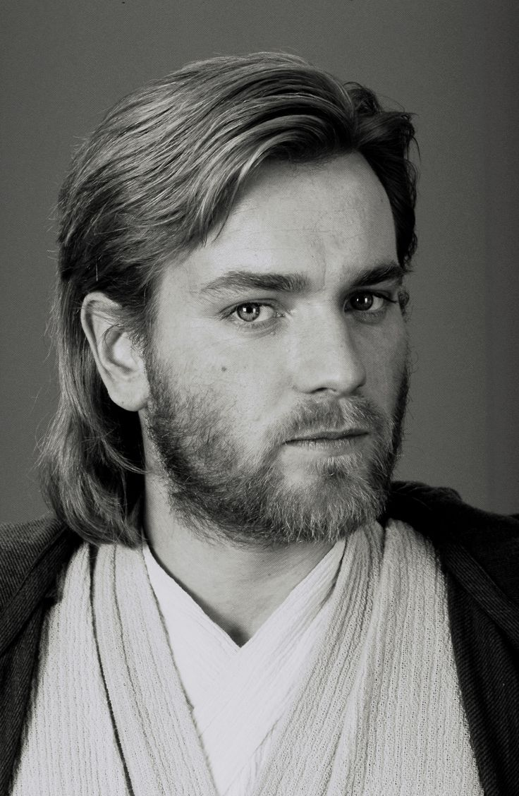 Ewan McGregor as Obi Wan Kenobi in Star Wars: Attack of the Clones
