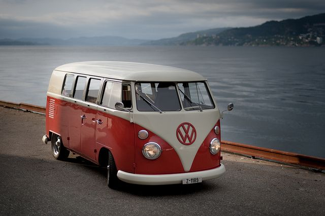 105 best Groovy Volkswagen Bus images on Pinterest   Sandwich loaf