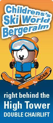 Skvělé lyžování v Rakousku pro rodinu s dětmi, včetně hlídání ZDARMA přímo na svahu.
