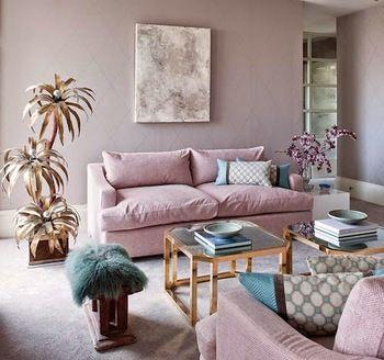 ダスティパステルなら単色を多く使ってもしつこくならず、統一感がでます。 家具などは好きな色でまとめて、小物でカラーを変えてみたり、柄物を取り入れてみたり、遊びをプラスするのも楽しいですよね!