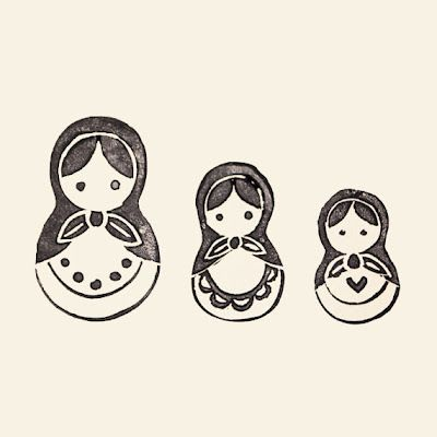 this would be super cute as a mother/daughter tattoo or even one to get amongst sisters- but in color