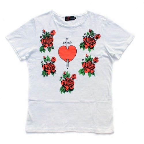 Sacred Heart T-shirt | SUE CLOWES