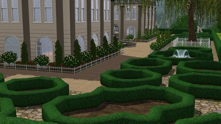 17 Best images about Sims 3 garden ideas on Pinterest ...
