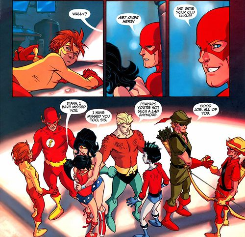 Sometime This Year Teen Titans 12