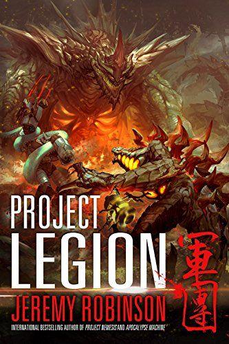 Project Legion (Nemesis Saga Book 5) Breakneck Media