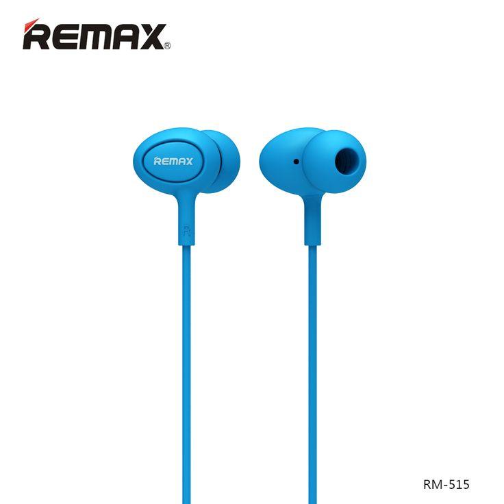 Ακουστικά Remax RM-515 Ακουστικά In-Ear HandsFree Headset(Blue)