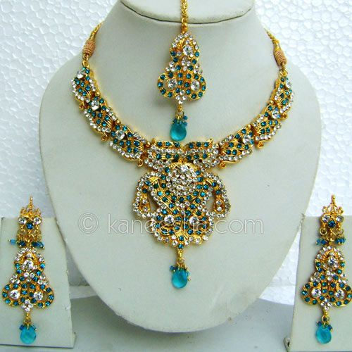 Indian Fashion Jewelry Bollywood Bridal Gold Plated Cz: 58 Best Fashion Jewelry Collection Images On Pinterest