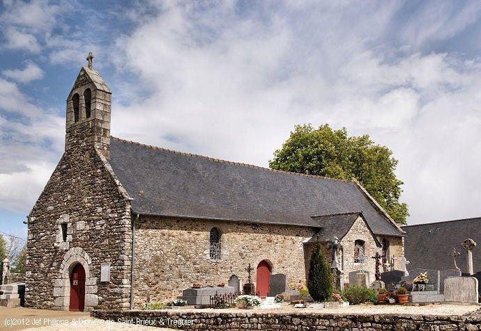Église St-Jacques-St-Philippe, à Tressaint