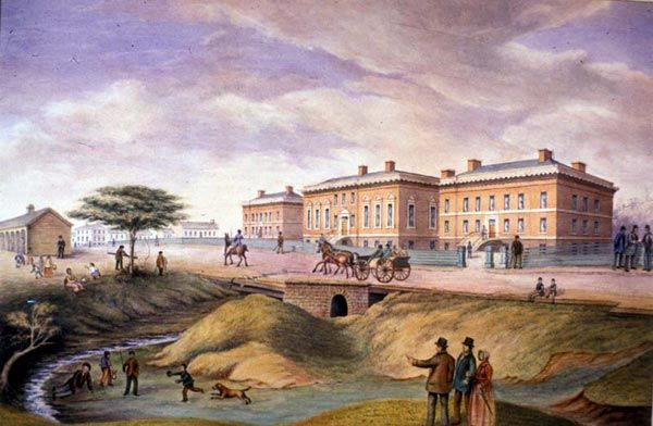 A Provincial Centre, 1793-1851 - The History of Toronto: An 11,000-Year Journey - Virtual Exhibits   City of Toronto