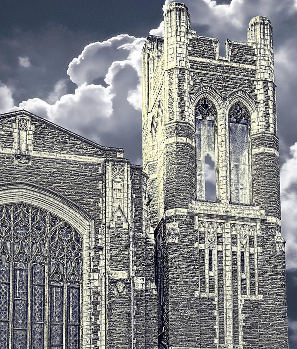 One of the several historic church buildings located in Montclair, New Jersey.