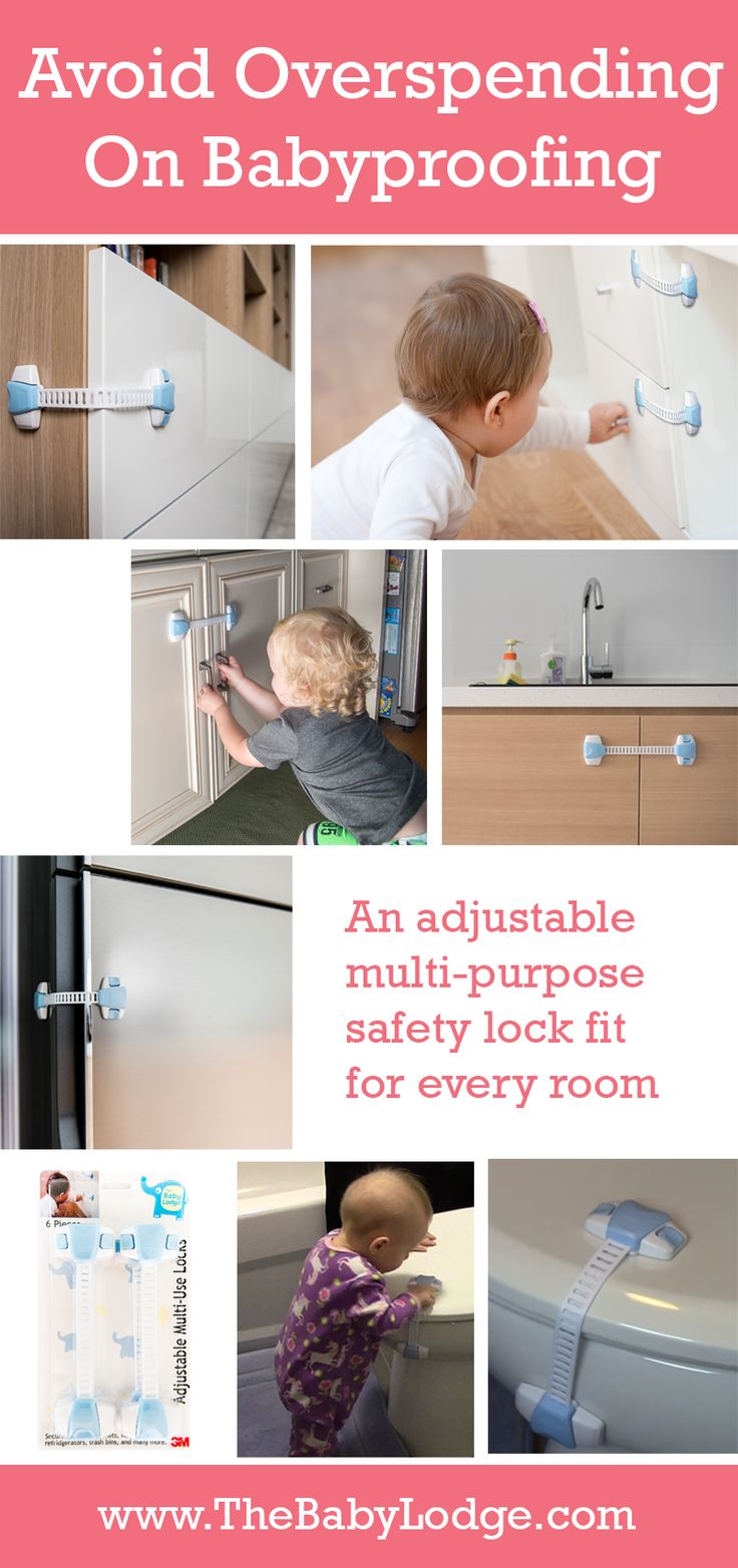 The best multi purpose child safety cabinet locks for Child lock kitchen cabinets