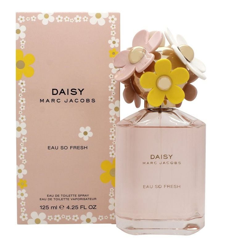 Marc Jacobs Daisy Eau So Fresh Eau de Toilette 125ml Spray.....Super price ready for Christmas.
