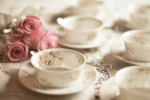Vintage Tea: Teas Tables, Steel Magnolias, Teas Time, Teas Cups, Rose Teas, Vintage Teas, Sweet Teas, Pink Teas, Teas Parties