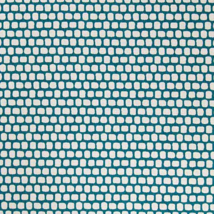 Warwick Fabrics : PIAZZA PABLO LAGOON. General Domestic