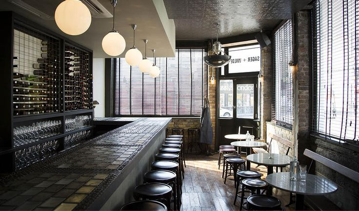 Sager and Wilde - new Hackney wine bar