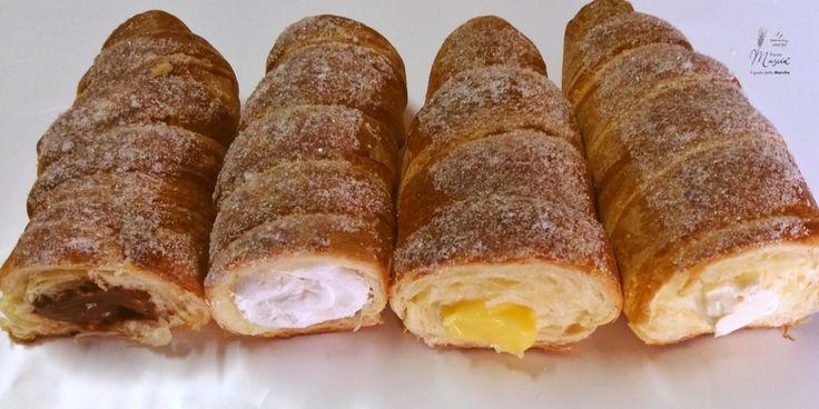 #bomboloni non fritti #carnevale #artigianale #tradizionemarchigiana #foody #fornomascia