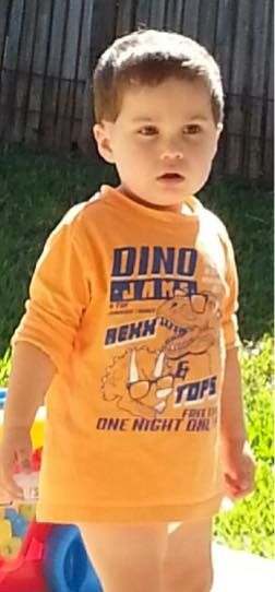 QLD Cairns: Child Abduction alert – Edmonton. Aug 6, 2015 5:40pm Service are still seeking urgent public assistance to help locate 2-year-old Oliver Steer who may be at risk after being taken from Edmonton this afternoon. A man was seen putting the boy into a car at a Wiseman Road address around 2:05pm. Oliver (pictured below) is described as Caucasian, with olive skin, light brown hair, brown eyes and is about 100cm tall with a large build. He was last seen wearing a white and grey Thomas…