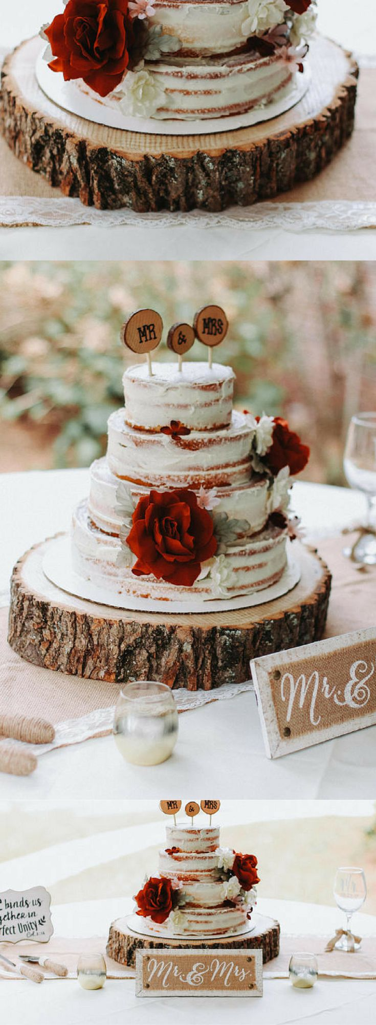 Best 25 Wood cake stands ideas on Pinterest  Rustic