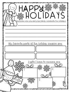 Winter holidays essay in english