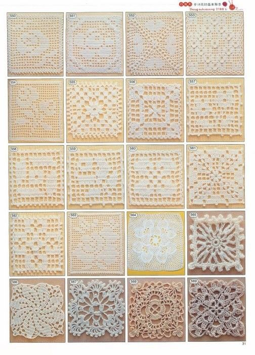 2180 crochet motif magazines | make handmade, crochet, craft – Nikki Sanders
