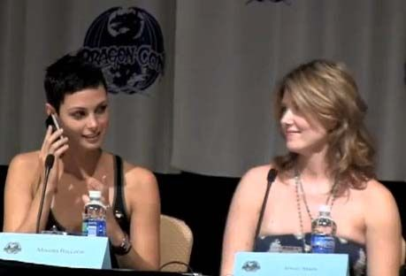 Watch Nathan Fillion and Alan Tudyk prank call the Firefly cast during a panel.    I love these guys.