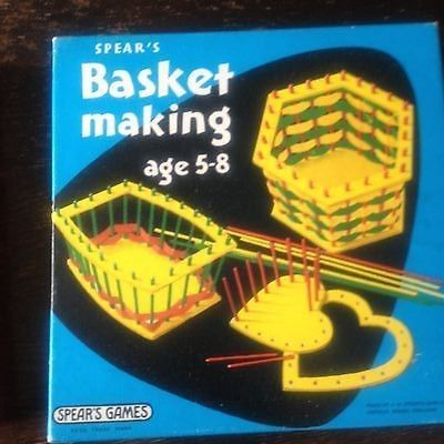 Spears basket making set
