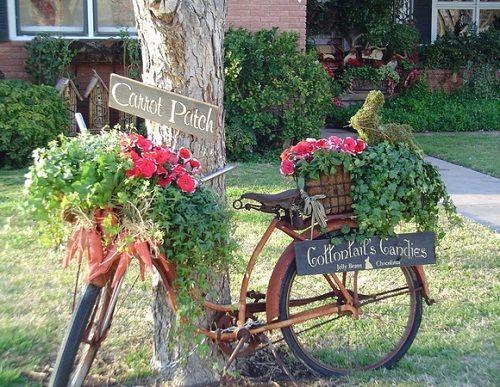 flower garden-ideas would be super cute