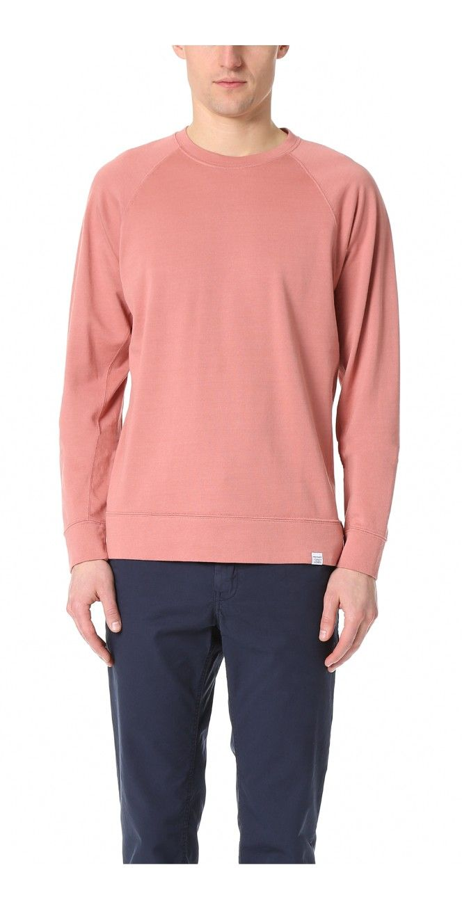 Norse Projects Vorm Mercerized Pullover | EAST DANE