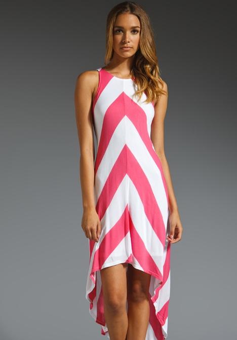 Stripes Casual Flirt Dresses